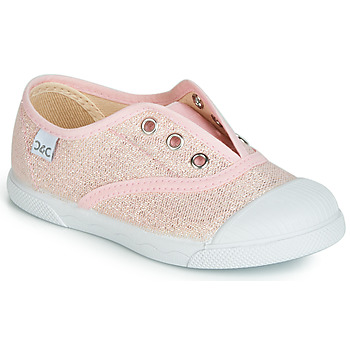 Citrouille et Compagnie RIVIALELLE girls's Children's Shoes (Trainers) in Pink. Sizes available:4 toddler,5.5 toddler,6.5 toddler,7 toddler,7.5 toddler,8.5 toddler