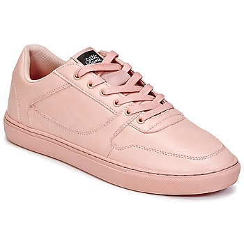 Sixth June SEED ESSENTIAL men's Shoes (Trainers) in Pink. Sizes available:7.5,9,9.5